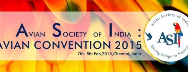 ASI Avian Convention starting today!