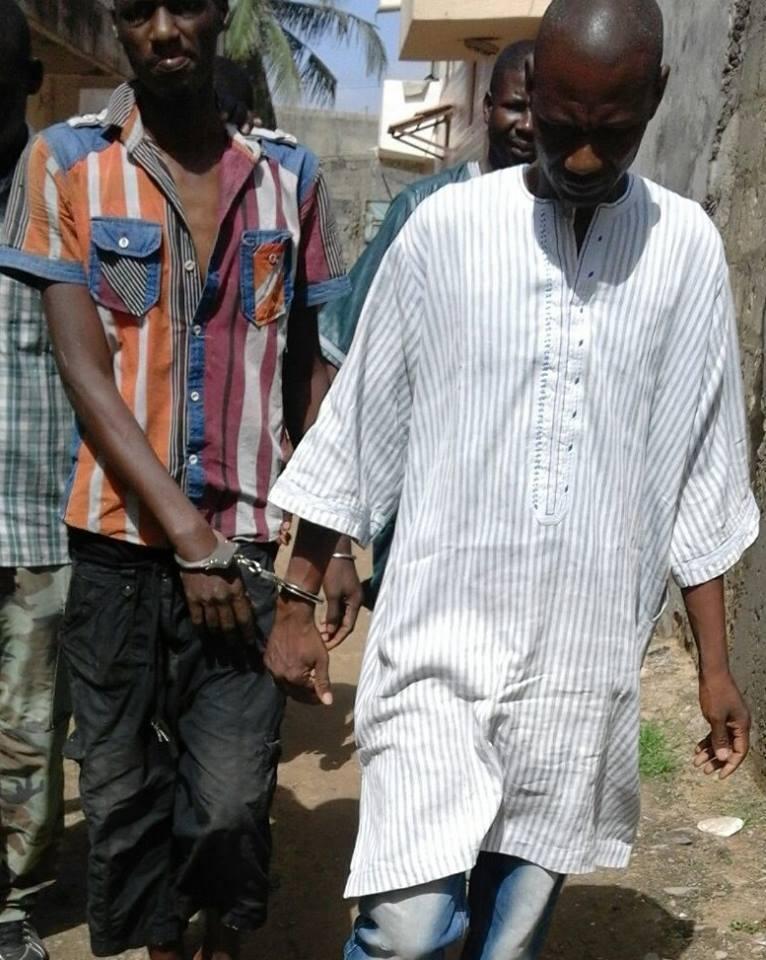 smuggling Dakar