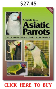 Asiatic parrots book