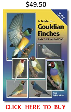Gouldian Finches book
