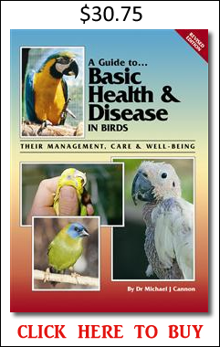 Basic health and disease in birds book