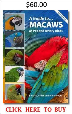 Macaws book Rick Jordan