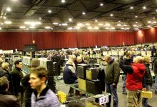 Photoreport from the bird market Zwolle 2016 with pricelist of offered birds