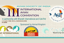 Avian Society of India is going to host one of the greatest avicultural events of this year