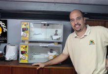 Interview with Juan Cornejo, curator of the most complete parrot collection in Loro Parque. PART II