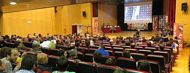 Aviculture convention AVIORNIS hosted more than 300 bird breeders in Spain