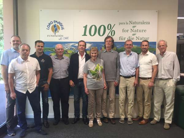 Loro Parque Fundaci N Invests 1 Million To Conservation